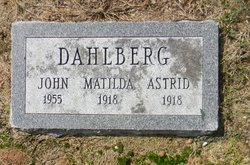 Astrid Dahlberg