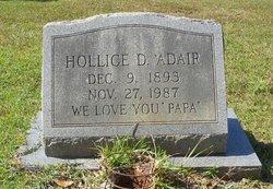 Hollice D. Adair