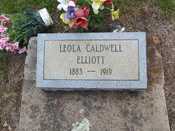 Leola Levea <I>Caldwell</I> Elliott