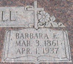 Barbara Ellen <I>Faidley</I> Bartell