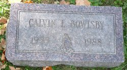 Calvin L. Bowlsby