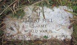 Elbert Hill