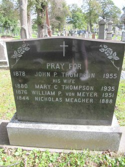 Mary C Thompson