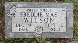 Freddie Mae Wilson
