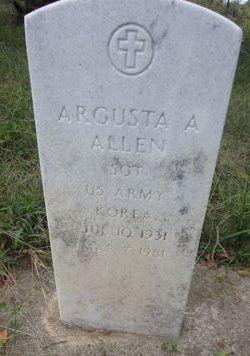 Argusta A. Allen