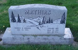 Edward Roy Mathias