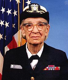 RADM Grace Brewster <I>Murray</I> Hopper