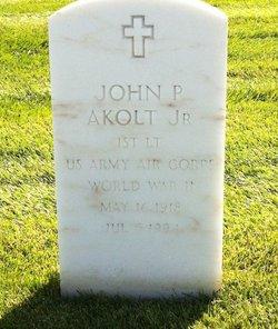 John Patrick Akolt, Jr