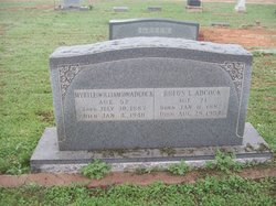 Linnie Myrtle <I>Williamson</I> Adcock