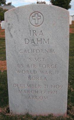 Ira Dahm