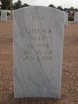 Thelma Mae <I>Fitzgerald</I> Dement
