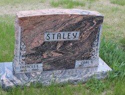 Frances E. <I>Edgar</I> Staley