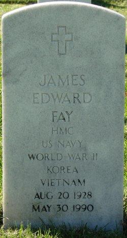 James Edward Fay