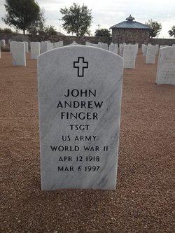John Andrew Finger