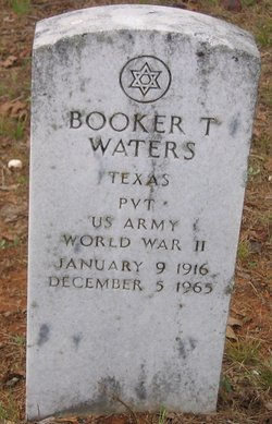 Booker T. Waters