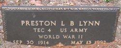 Preston L.B. Lynn