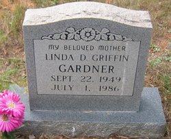 Linda D. <I>Griffin</I> Gardner