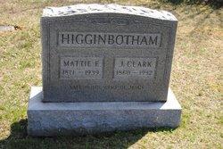 Jacob Clark Higginbotham
