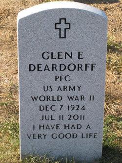 Glen E. Deardorff