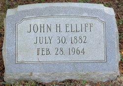 John Henry Elliff