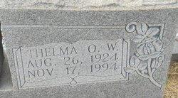 Thelma O. <I>Westmoreland</I> Austin