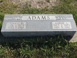 Albert Lee Adams