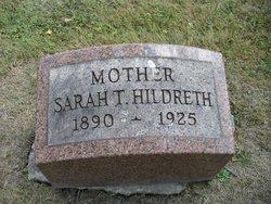 """Sarah """"Sadie"""" <I>Thomson</I> Hildreth"""
