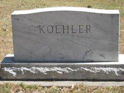 Virginia Lee <I>Garrett</I> Koehler