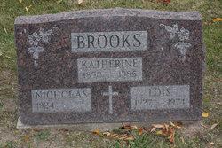Katherine <I>Breitbach</I> Brooks