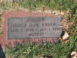 Nancy Jane Brooks
