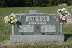 Lucille <I>Henderson</I> Atkison