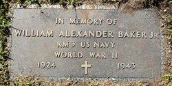 William Alexander Baker Jr.