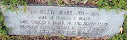 Ida <I>Moody</I> Beard