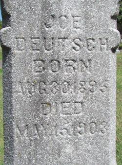 Joe Deutsch
