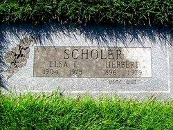 Elsa T. Scholer