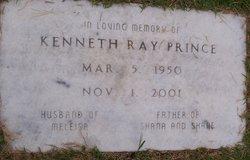 Kenneth Ray Prince