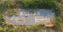 Marilou E. <I>Zimmerman</I> Gavan