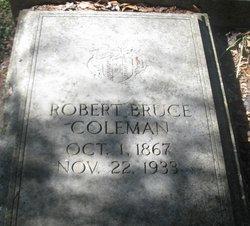 Robert Bruce Coleman