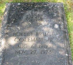 Robert Bruce Coleman, Jr
