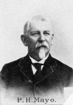 Peter Helms Mayo