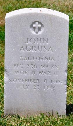 John Agrusa