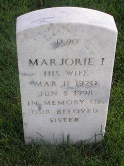 Marjorie I Bettis