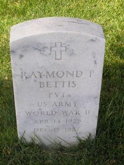 Raymond P Bettis