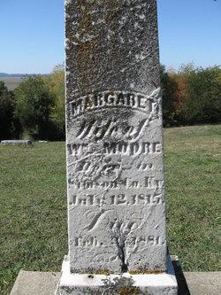 Margaret <I>Gilliland</I> Moore