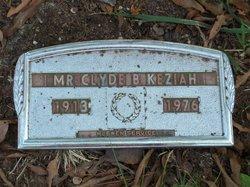Clyde Buford Keziah