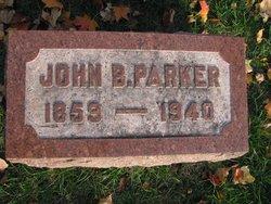 John B Parker
