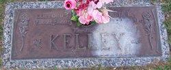 """Clifford Franklin """"Cliff"""" Kelley"""