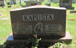 Helen <I>Malik</I> Kapusta