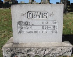 June <I>Davis</I> Ault