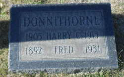 Fred Donnithorne